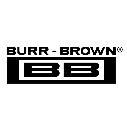 Picture for manufacturer Burr-Brown Corporation
